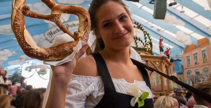 Does an Israel make the Best Pretzels in Berlin Germany
